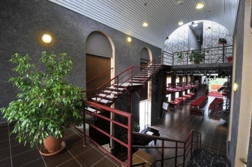 Конференцзал в Креатово, барная стойка